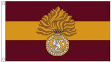 British Army Royal Regiment of Fusiliers 5' x 3' (150cm x 90cm) Flag